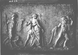 Relieve de los Museos Vaticanos